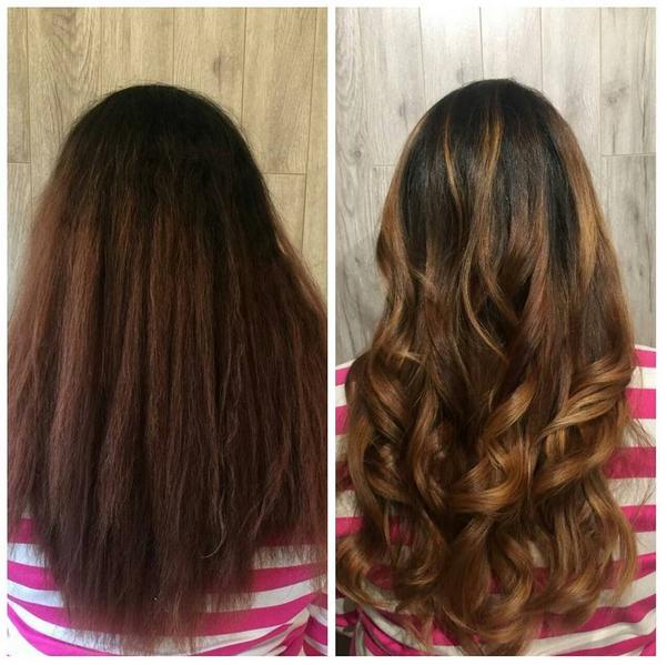 Garnish Hair Studio Transformation Tuesday