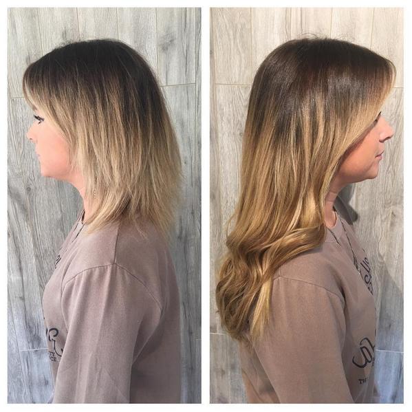 Garnish Hair Studio - Transformation Tuesday