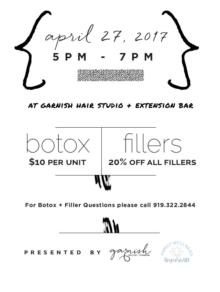 Braids + Botox Beauty Event