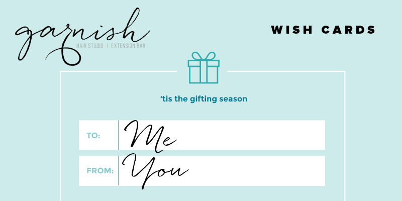 Holiday Wish Cards