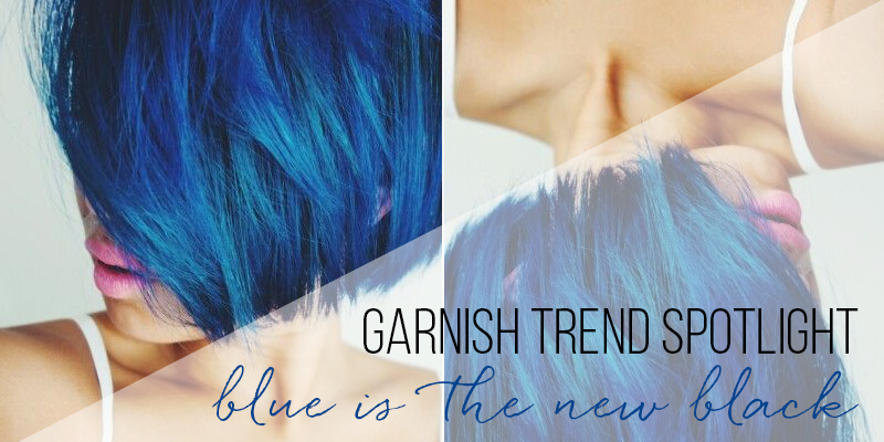 2016 Blue Hair Color Trend