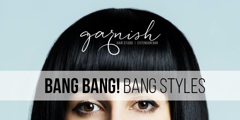 bang hair styles