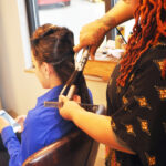 Garnish Your Growth Event - Stylists in Action