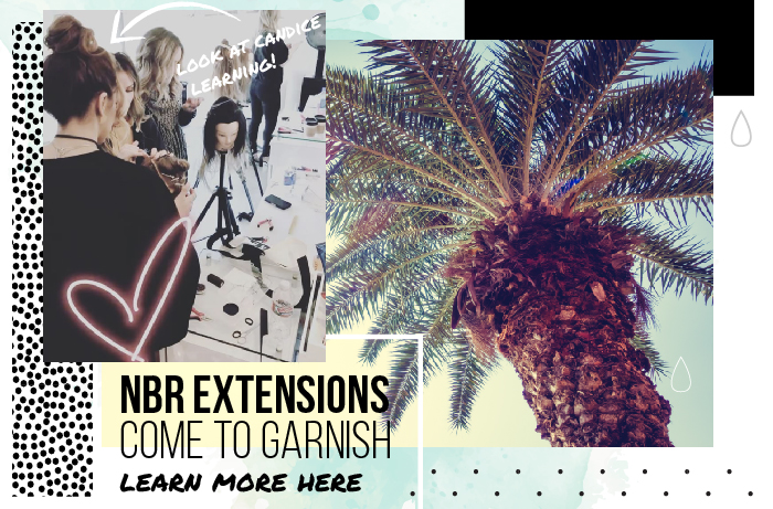 NBR Extensions Come to Garnish