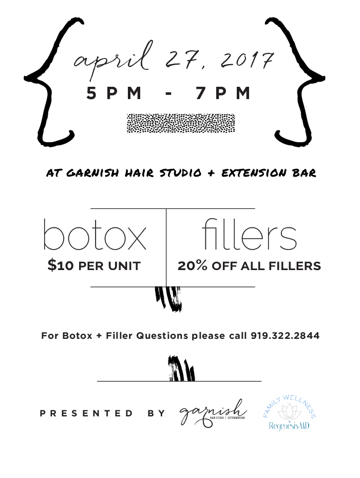 Braids + Botox Beauty Event